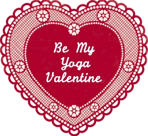 Be My Yoga Valentine