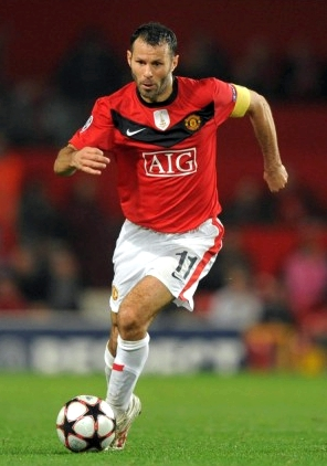 Ryan Giggs Man United