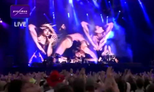depeche mode yoga