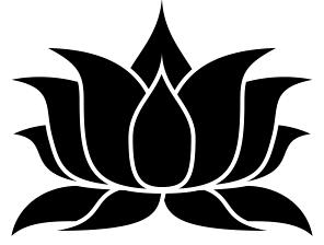 lotus-silhouette
