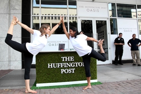 Huffington Post Oasis DNC 2012