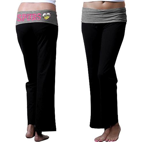 spurs-yoga-pants