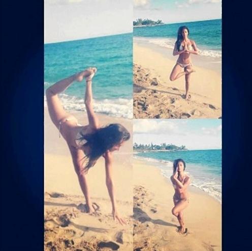 nicole-scherzinger-yoga