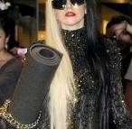 Lady Gaga Yoga Glitz