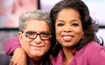 Oprah and Deepak meditation besties