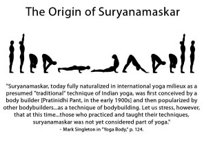origin-of-suryanamaskar