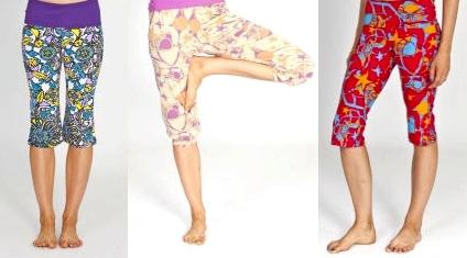 V-Keen Yoga Pants